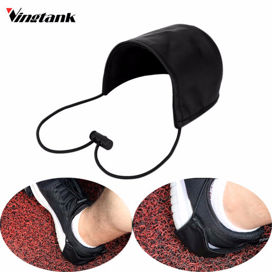 Vingtank Car Driver Shoe Heel Protector Wearproof Heel Protection Cover To Protect The Shoe Roots for Men or Women car-styling
