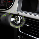 AOZBZ Creative Car Air Conditioner Outlet Vent Air Freshener Clip-on Car Aromatherapy Perfume Fragrance Diffuser Air Purifier