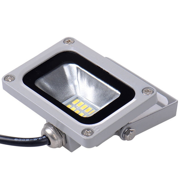 10W 220V LED Flood Light Lamp Spotlight IP65 Outdoor Security Garden Bulb
