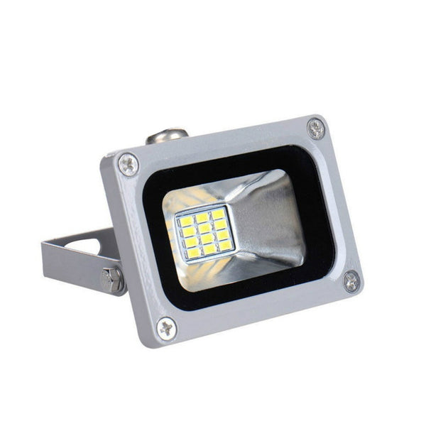 10W 12V Cool White Security LED Flood Light Lamp Outdoor Landscape Lights IP65