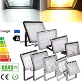 10W 20W 30W 50W 100W LED Flood Light Garden Landscape Spot Lamp 220V