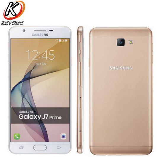 New Samsung Galaxy J7 Prime G6100 4G LTE Mobile Phone 5 5