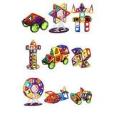 Magnet Assembling Construction Piece Toy Bricks