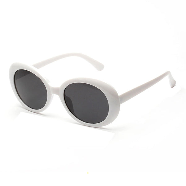 Fashion Men Womens Retro Vintage Round Frame UV Glasses Sunglasses