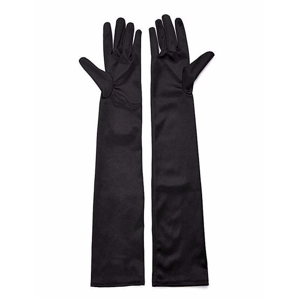Bridal accessories bridal gloves sunscreen gloves high elastic long glove
