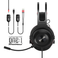 Ajazz The one 7.1 Sound Over-Ear E-sport Gaming Stereo Headset