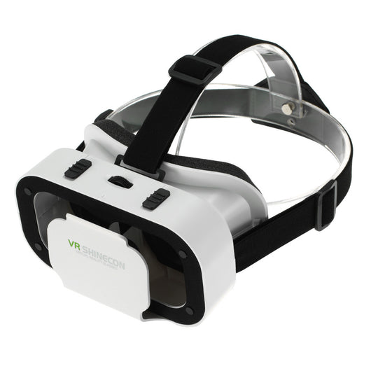 VR SHINECON Virtual Reality Glasses 3D VR Box Glasses Headset for Android  iOS Windows Smart Phones with 4 7-6 0 inches