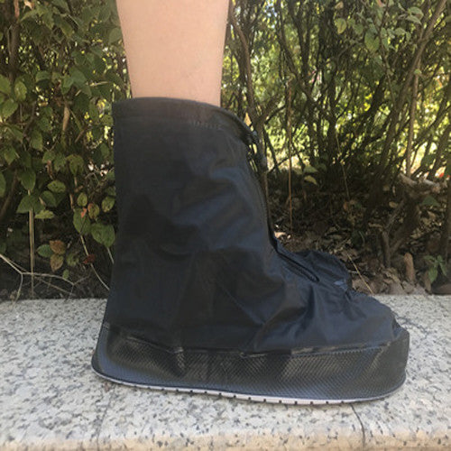 Shoe Cover  Waterproof Anti-Slip Overshoe for Women Men