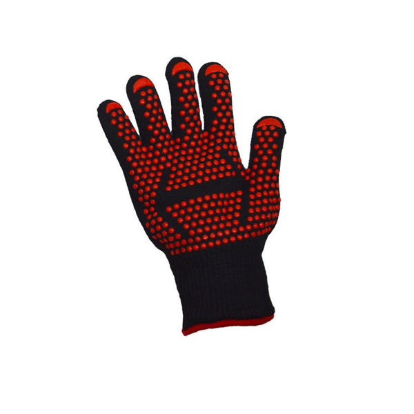 Thicken Microwave Oven Barbecue Heat-resistant Gloves