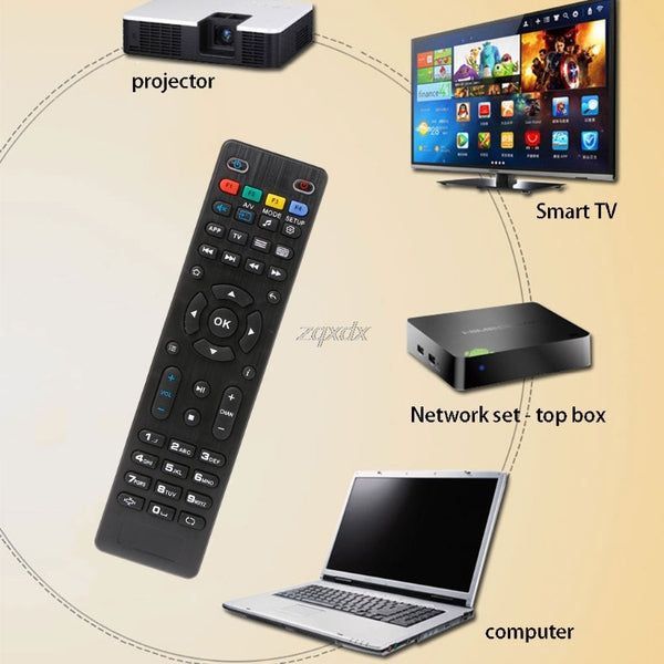 Remote Control Replacement For MAG 250 254 256 260 261 270 275 Smart TV IPTV Z16 Drop ship