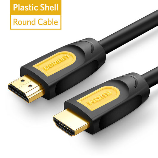Ugreen HDMI Cable HDMI to HDMI 2 0 Cable 4K for Xiaomi Projector Nintend  Switch PS4 Television TV Box xbox 360 5m 10m Cable HDMI