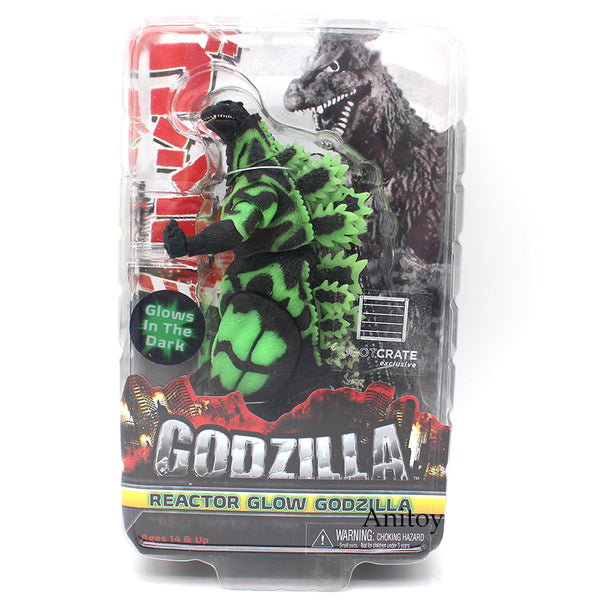 NECA Reactor Glow Godzilla Glows In The Dark PVC Action Figure Collectible Model Toy 18cm