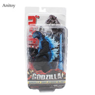 NECA Godzilla 2001 Atomic Blast PVC Action Figures Collectible Model Toys 18cm KT4228