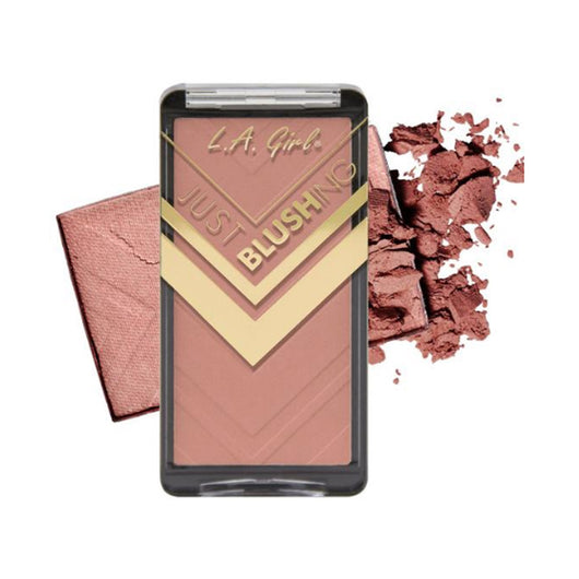 LA GIRL Just Blushing Powder Blush - Just Playful