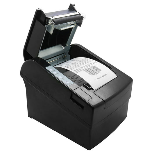 High Quality 80MM POS Thermal Receipt Printer USB interface Tichet barcode Thermal Printing with automatic cutting Printer_DHL