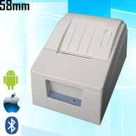 5PCS Original Bluetooth 58mm POS printer Thermal Receipt Pirnter Wireless POS printer 90mm/s For Android IOS_DHL