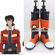 Voltron: Legendary Defender Keith Cosplay costume uniform boots punk hero shoes