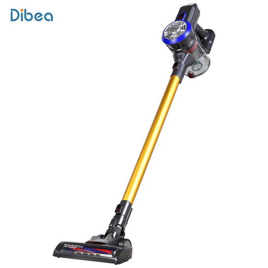 Dibea D18 Cordless Handheld Stick Vacuum Cleaner Cyclone Filter 120W 8500 Pa Strong Suction Dust Collector Household Aspirator