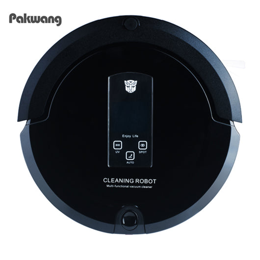 PAKWANG 2018 Robot Vacuum Cleaner Smart With Wet Mopping Robot Aspirador With Edge Cleaning Technology For Pet Hair