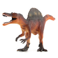 2 Colors Jurassic Dino World Spinosaurus model figure teaching Collection Children's birthday Gift model toys