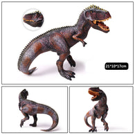 Jurassic World Park Dinosaur Plastic Toy 2 Colors Model Giganotosaurus Southern Giant Figure Merry Christmas For Kids Gift