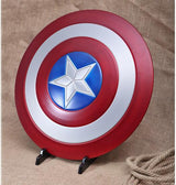 Avengers:Infinity War Superhero Steven Rogers Captain America Shield Metal Film Plate Prop Perfect Version COSPLAY Props L496