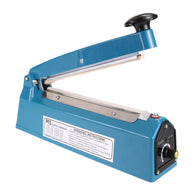 Portable Impulse Bag Sealer 300W Heat Sealing Impulse Manual Sealer Machine Poly Tubing Plastic Bag Household Tools