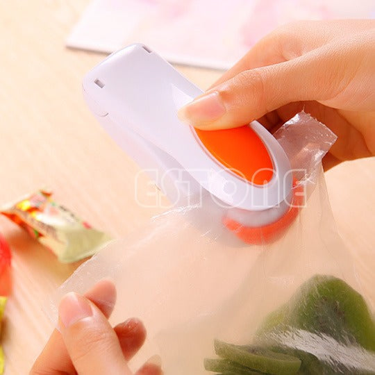 Hot Lowest Seal Packing Plastic Bag Kit Portable Heat Sealing Machine Sealer