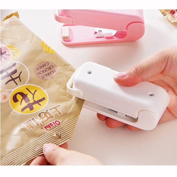 Zero Dropshipping Portable Sealing Tool Heat Mini Handheld Plastic Bag Impluse Sealer B7814