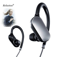 Original Sports Bluetooth Earphone Wireless Bluetooth 4.1 HIFI Music In-Ear Sport Earbuds Waterproof Earbud For Phones With Mic
