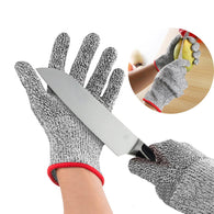 Super PDR Tools Cut Resistant Gloves HPPE High Quality Safety Cutting Gloves For Hand Protection Food Grade Cut Resistant Gloves