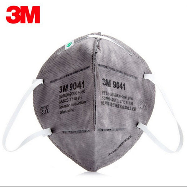 Activated carbon masks  3m 9041   formaldehyde   automobile exhaust dust storms PM2.5 mask kn90