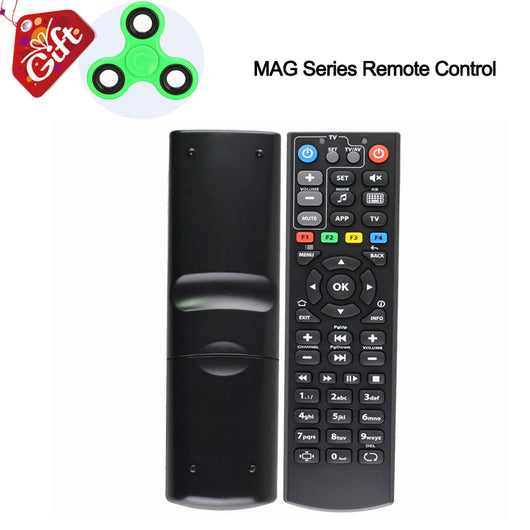Mag 254 Universal Smart Remote Control 433 For MAG 250/ 254/ 255/ 256/  257/275/349/350/351/352 Linux Tv Box OTT IPTV Set Top Box