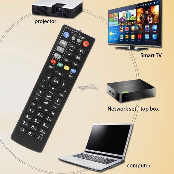 Remote Control With Learn Function For MAG250 MAG254 TV Box / IPTV Set Top Box Z07 Drop ship