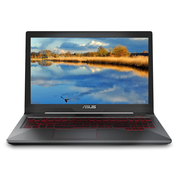 ASUS FX63VD Gaming Laptop 15.6'' Notebook 1920 X 1080 Windows 10 Intel I5 Quad Core 2.5GHz 8GB RAM 128GB SSD Dual Band WiFi PC