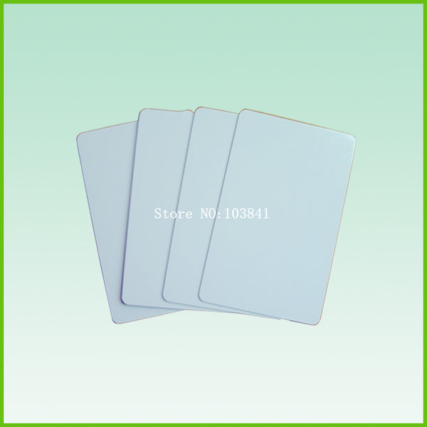 20pcs/lot Glossy Inkjet Printable PVC ID Card for Epson T50 P50 A50 R290 R230 For Canon inkjet Printer Blank PVC Card