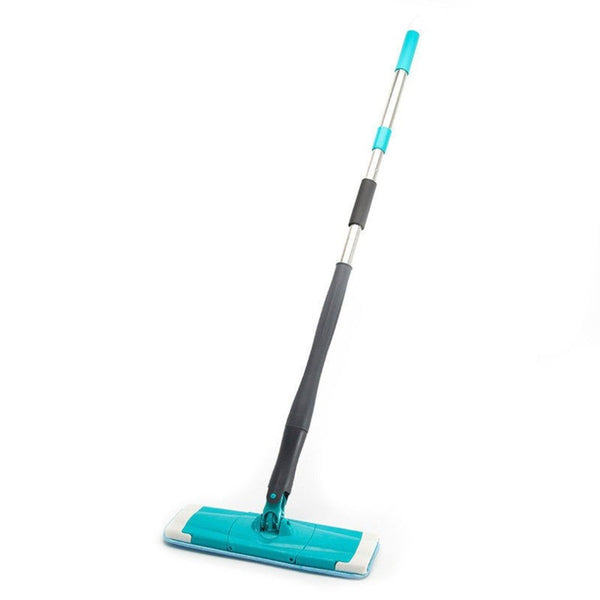 360degree Spin Twist Rotating Mop Self-wringing Reusable Flat Mops Hard Floor Cleaning Mop Easy Bucket Microfiber Mop Cleaner