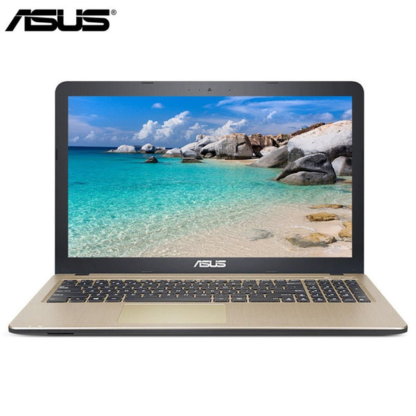 15.6 inch Asus FL5700 UP7500 Gaming Laptop 4GB RAM 1TB ROM Computer I7 7500U 2.7GHz Dual Graphics Cards Win 10 Notebook 1366*768