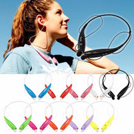 Bluetooth Wireless Hand Free Sports Stereo Headset Earphone headphone For Samsung for iPhone