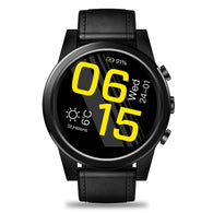 Zeblaze Thor 4 PRO 4G LTE Smart Watch Phone Android 7.1.1 Quad Core 1GB+16GB 320*320 Pixel 5MP Camera 600mAh 1.6-Inch LTPS Crystal Display Multi-Touch Screen Watch GPS Nano SIM WIFI BT4.0 Mic Heart Rate Sports Smartwatch for iOS / Android