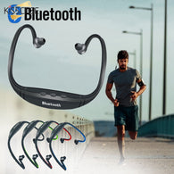 KISSCASE Sport Earphone Waterproof Bluetooth Earbuds Noise Cancelling Running Headset Wireless Earphones Microphone Outdoor