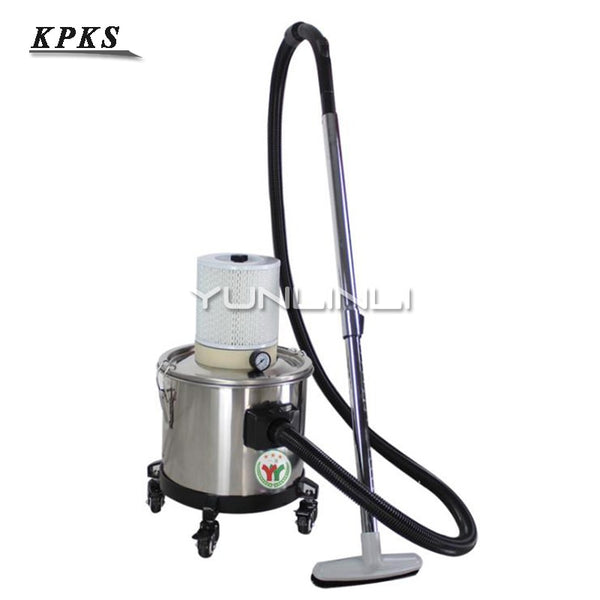 Pneumatic Vacuum Cleaner Industrial Dust Collector 15L Dust Cleaner Wet & Dry Dual Use Vacuum Cleaner AX1050