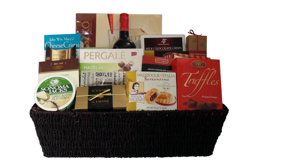 Regal Gift Basket