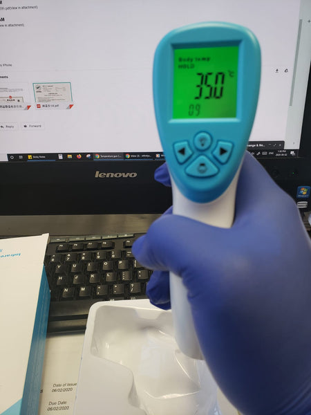Temperature Gun Infrared Thermometer Each