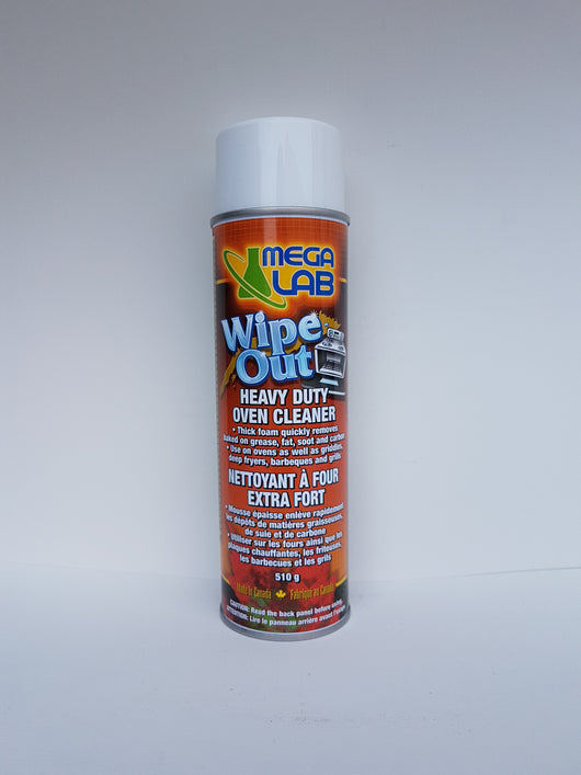 Wipe Out Heavy Duty Oven Cleaner 510g