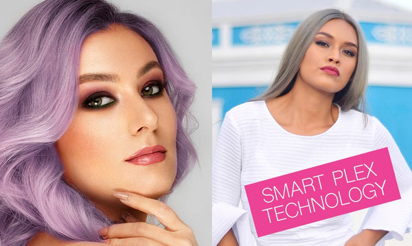 Smart Plex: At-Home Hair Colouring With 0% Damage