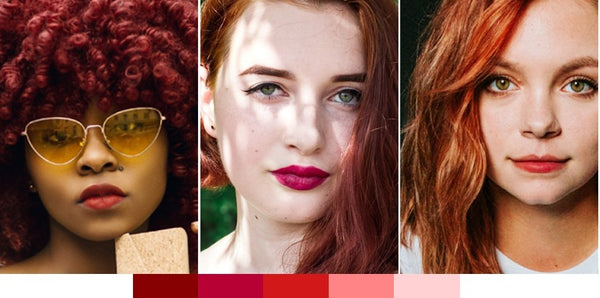 5 Unusual Red Hair Colours To Try in Summer 2019