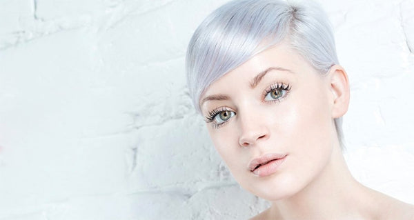 Metallic Hair Dye that won't damage your hair