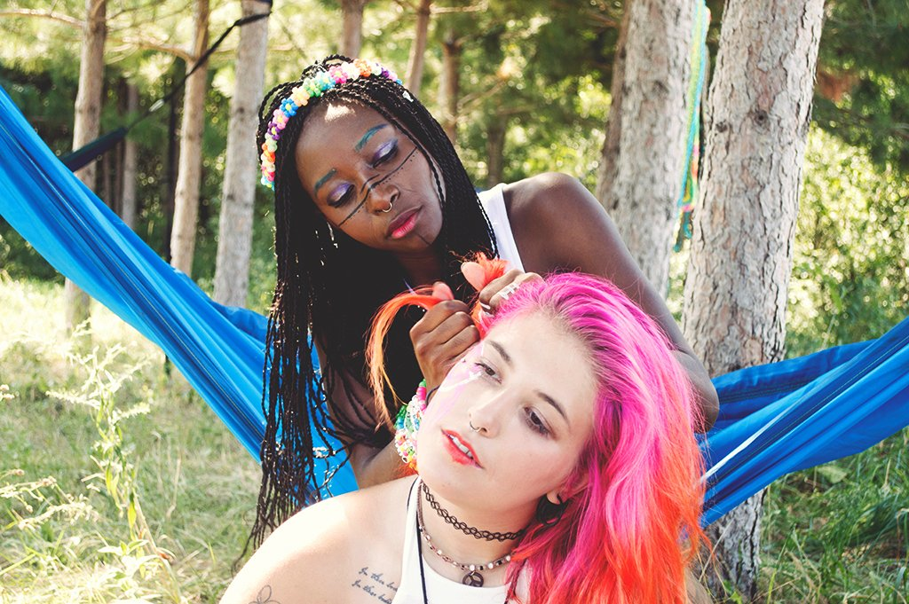 How to get your best festival hair in 2018