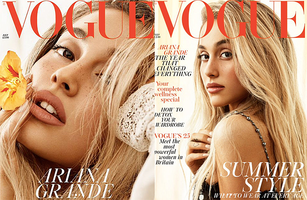 Ariana Grande for British Vogue